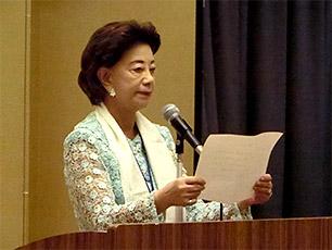 松井副会長 賢人会議所憲章宣誓
