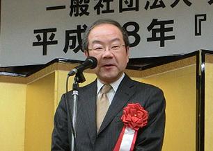 来賓挨拶 福岡労働局 局長 前田芳延 様